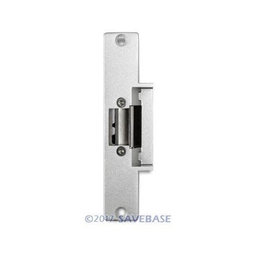 HOMSECUR New Electric Strike Lock For Access Control System Doorphone Intercom Use NC Mode (Fail Safe)