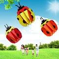 2017 Vuelo de Cometas Cometas de Insectos Encantadores Para Niños 140 cm Regalo Voadora Parapente Parafoil Pulpo Kite Kitesurf Deportes Al Aire Libre