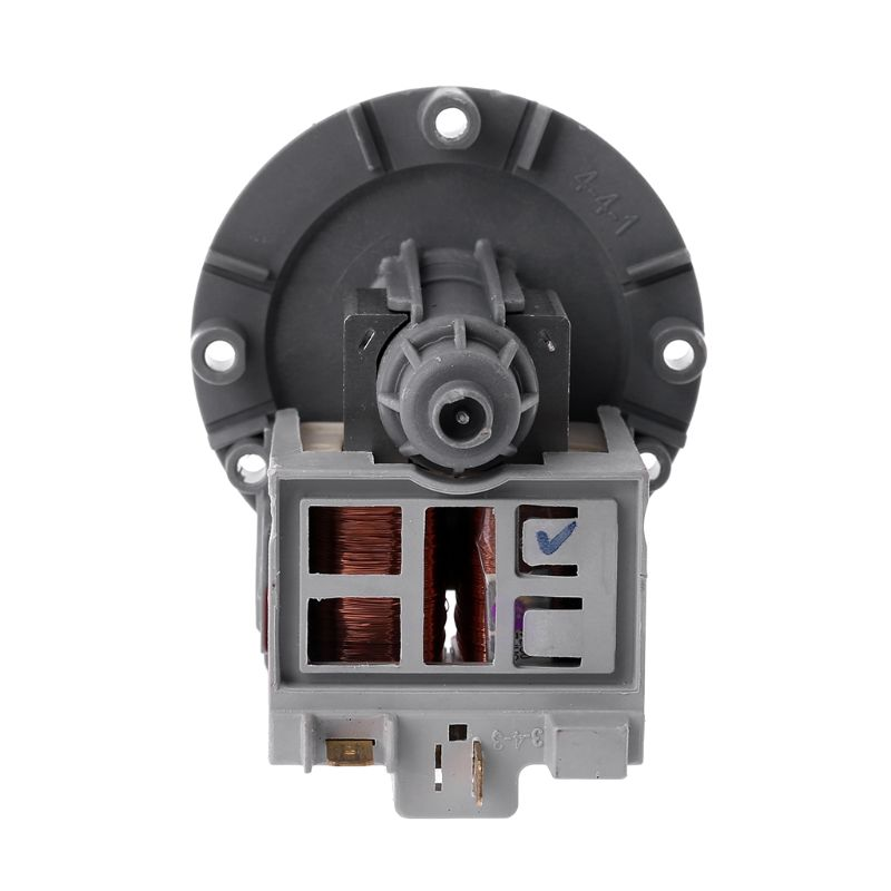 Image 3 - Durable 1PC Drain Pump Motor Water Outlet Motors Washing Machine Parts For Samsung LG Midea Little Swan-in Washing Machine Parts from Home Appliances