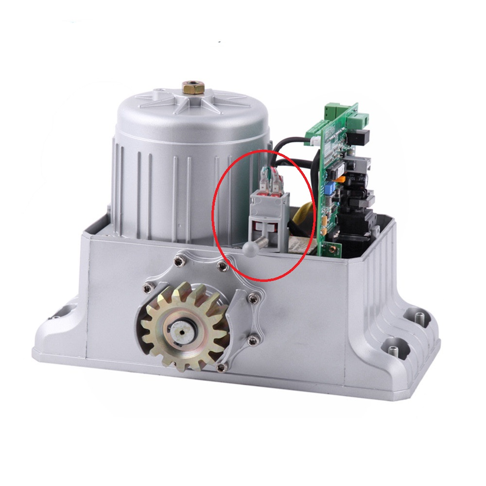 Spring Mechanical Limit Switch For 1800KG Sliding Gate Door Opener Replaceable Parts