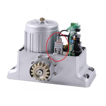 Spring mechanical limit switch for 1800KG Sliding Gate Door Opener Replaceable parts spare part spring limit iron for our sliding gate opener