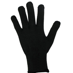Image 5 - 1pc Heat Resistant Glove For Hair Curling Styling Salon Hair Dresser Accessorie Hand Skin Care Protector Gloves Anti Heat Proof