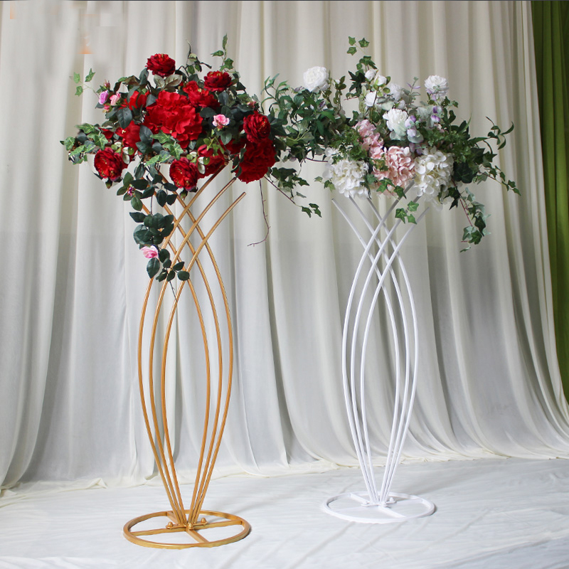 Cm tall beautiful wedding centerpieces stands frame