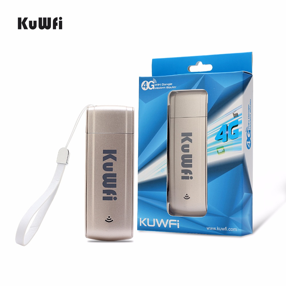 Image 5 - Unlock 4G LTE USB Modem 3G/4G Wifi Dongle 100Mbps 4G Car Wireless WIFI Router  With SIM Card Slot 4G Router For Mac OS Windows-in 3G/4G Routers from Computer & Office