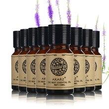 AKARZ известный бренд value meals Geranium Frankincense Ylang Oregano Neroli Мирра Helichrysum эфирные масла эвкалипта 10 мл * 8
