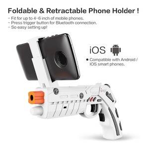 Image 5 - iPega Bluetooth Trigger Gun Joystick For Android iPhone Cell Phone Mobile Controller Gamepad Game Pad Gaming Control Cellphone