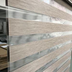 Image 3 - Stores à rouleau zèbre à Double couche