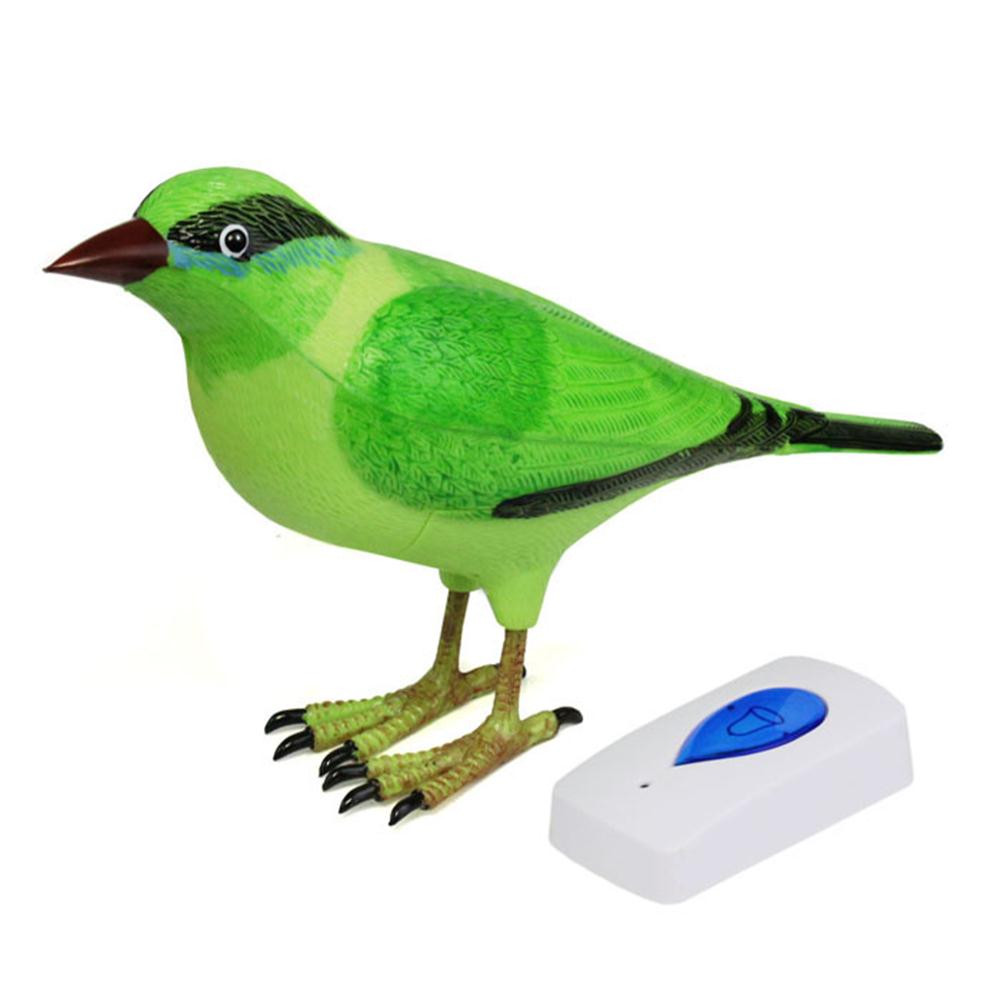 30 50M RANGE Home Wireless Bird Remote Control Chime