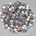 Lt. Аметист AB ss3, Ss4, Ss5, Ss6, Ss8, Ss10, Ss12, Ss16, Ss20, Ss30 плоской задней кристалл , не исправление ногтей клей на стразами