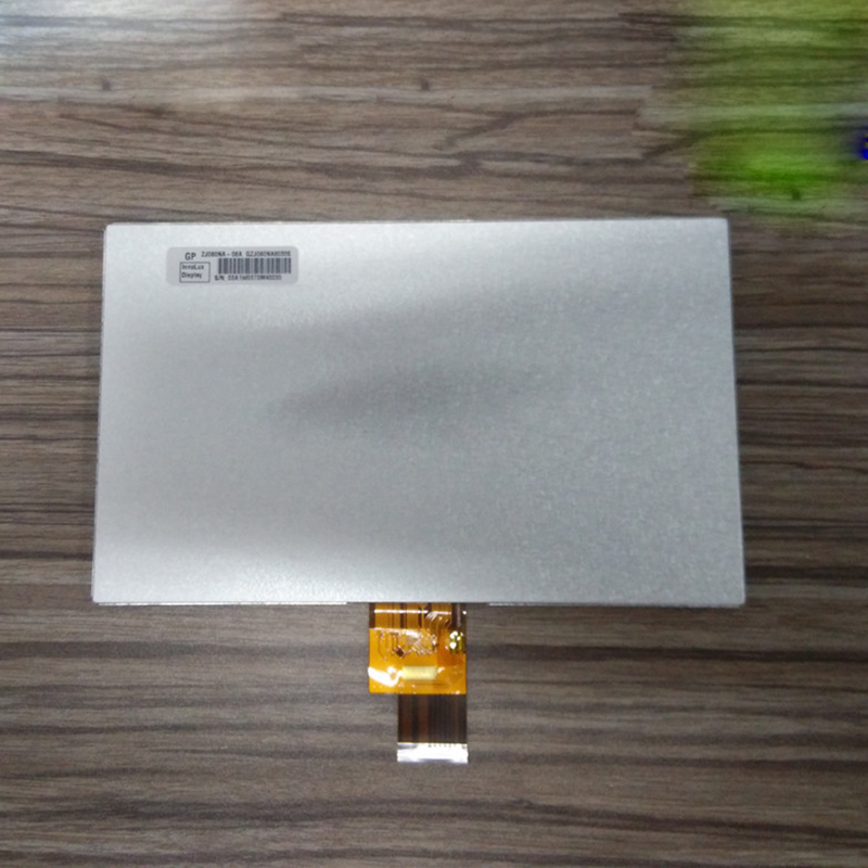 For Chi Mei 8 inch ZJ080NA-08A Highlight LCD Screen 1024*600 LVDS 40P + Touch Screen Replacement chi mei