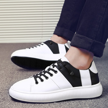 2018Spring/autumn Low-help Men's Shoes New Sloth Shoes Men's Hair Stylists Breathable Board Shoes Korean Version Casual Shoes  5 2018 autumn children s white shoes leather shoes boys and girls casual shoes low to help sports shoes korean version