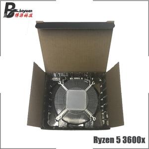 Image 5 - AMD Ryzen 5 3600X R5 3600X3.8 GHz Altı Çekirdekli Oniki Iplik CPU Işlemci 7NM 95 W l3 = 32 M 100 000000022 Soket AM4 yeni ve fan