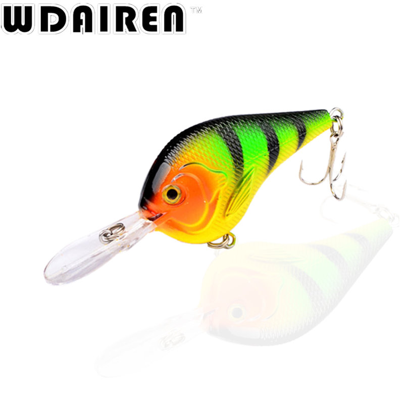 1Pcs 9.5cm 11g Crank Wobblers Hard Fishing Lure  Swim bait Bass 8 Colors Fishing Tackle pike perch CrankBait NE-205 1pcs lifelike 8 5g 9 5cm minow wobblers hard fishing tackle swim bait crank bait bass fishing lures 6 colors fishing tackle
