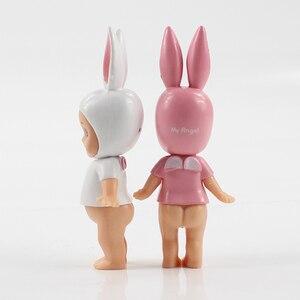 Image 5 - Lote de 4 muñecas de juguete, modelo de juguete para niños, de Sony Angel, Kewpie