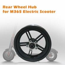 цена на Bicycle Wheel Electric Scooter Wheel Hub Aluminum Rear Hub with Original Axle for Xiaomi M365 Scooter Bicycle Wheel