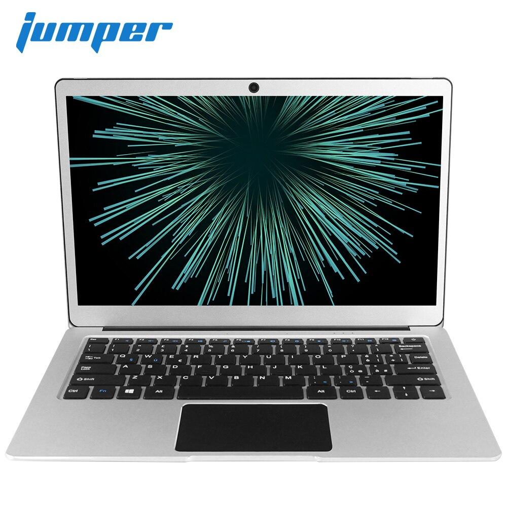 "Italian layout keyboard laptop Jumper EZbook 3 Pro 13.3"" IPS display notebook Apollo Lake N3450 6GB 64GB ultrabook 2.4G/5G WiFi"