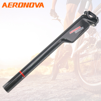 AERONOVA Велосипедное Сиденье 250-400 мм Подседельный штырь для велосипеда алюминиевый верхний Подседельный штырь углеродный 27,2 дорожный карбоно... >> Jullia's Carbon Bike Part Store