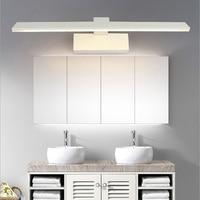 Modern LED mirror light led bathroom light makeup mirror lamp cabinet lamp modern waterproof wall lamp