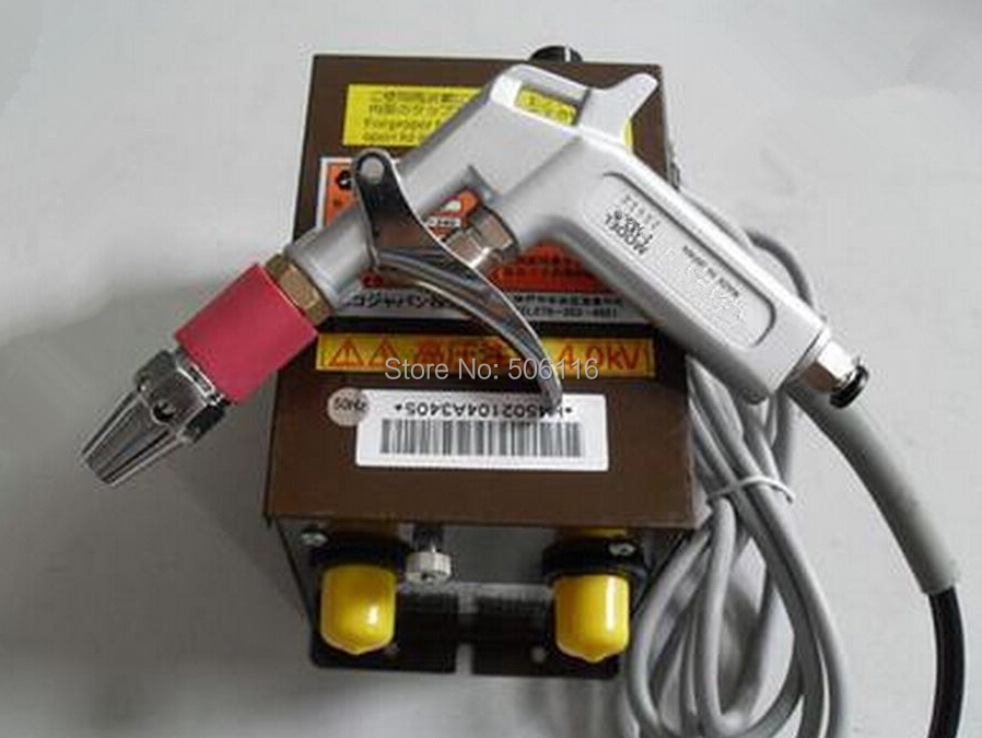 new Antistatic Air New Ionizing Air Gun+High Voltage Generator Electrostatic machinenew Antistatic Air New Ionizing Air Gun+High Voltage Generator Electrostatic machine