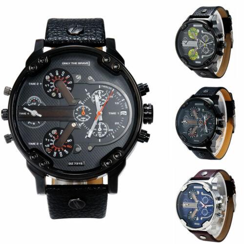 Fashion Curren Men Women Alloy Case Synthetic Leather Analog Quartz Sport Watch Unisex Casual Belt Watch