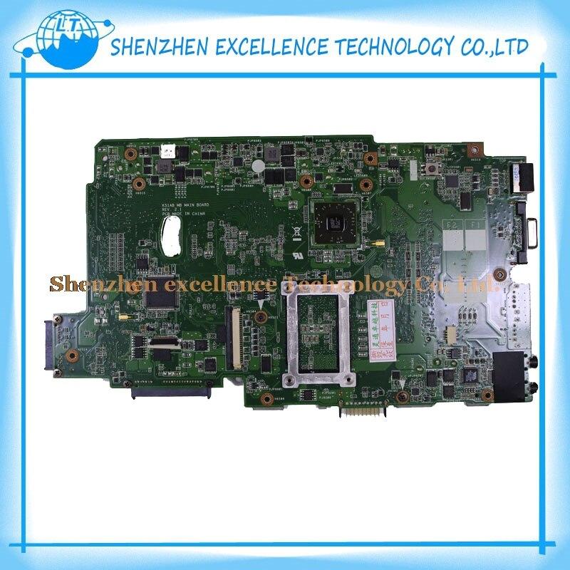 ФОТО For ASUS K70AE K70AF K70AC K51Ac K51AE K51AB K70AB motherboard 100% Original laptop mainboard free shipping