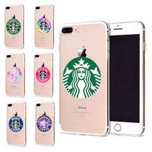 coque iphone 8 plus starbucks