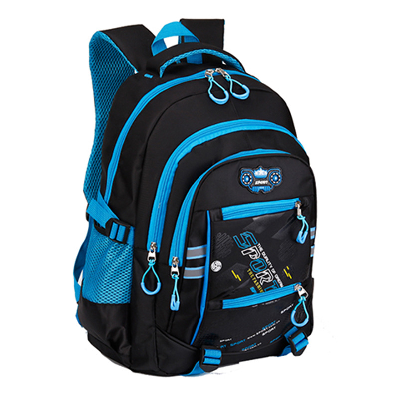Hot New Fashion School Bags For Teenagers Candy Waterproof Children School Backpacks Schoolbags For Girls And Boys Kid Travel