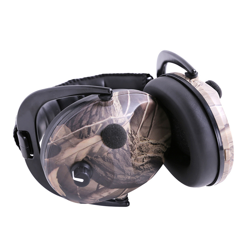 Back To Search Resultssecurity & Protection Workplace Safety Supplies Careful New Electronic Hearing Protection Earmuffs Noise Reduction Sports Shooting Hunting Tactical Ear Muff Ear Protector For Hunting