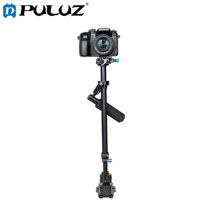PULUZ S60L 61cm Aluminum Handheld Stabilizer for DSLR Camera DV Steadicam DV GoPro Camera Stand HolderPULUZ S60L 61cm Aluminum Handheld Stabilizer for DSLR Camera DV Steadicam DV GoPro Camera Stand Holder