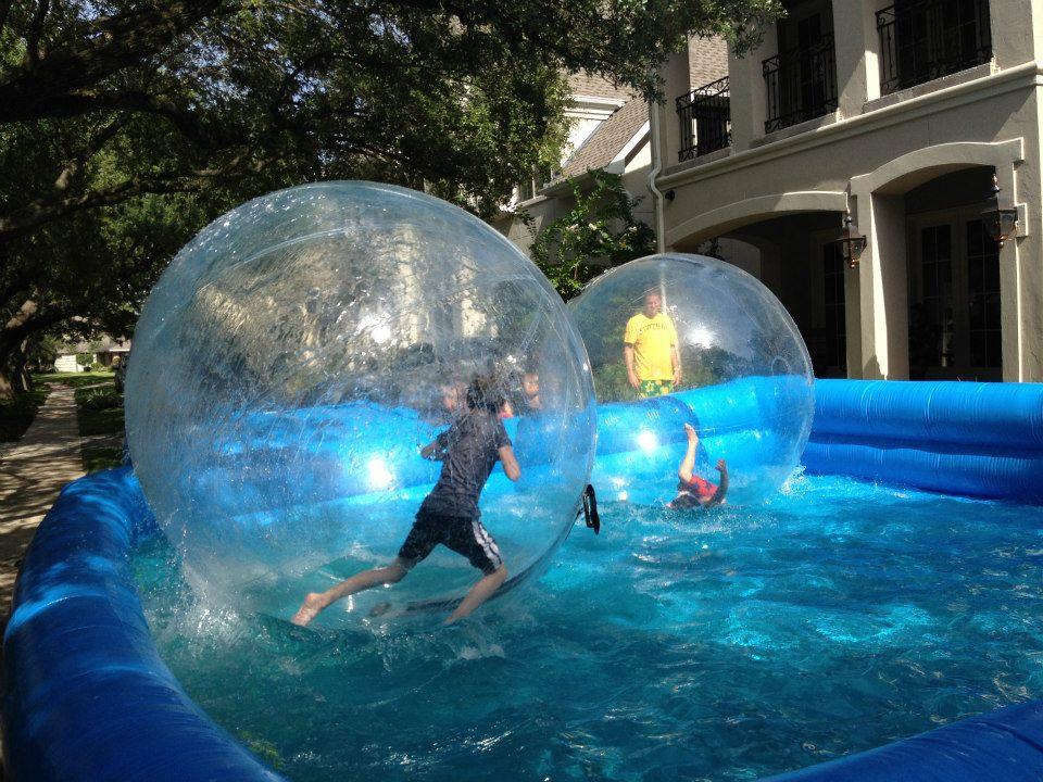 logo libre en plastique tente piscine d 39 eau oc an boule. Black Bedroom Furniture Sets. Home Design Ideas