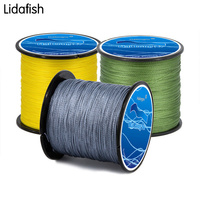 High Quality 500M Super Strong Nylon Multifilament Fishing Line Level Fishing Wire 3 Colors Carp Water