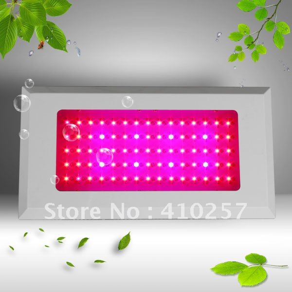 Здесь продается  82dollar promotion led grow light 120W(55*3W),3W epistar chip,630nm/660nm,3years warranty,HIGH-QUALITY,Dropshipping  Свет и освещение