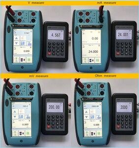 Image 3 - Тестер калибровки температуры LB06 Hart, напряжение тока 4 20 мА 0 10 В/мВ, генератор сигналов, термопара PT100