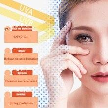 Солнцезащитная изоляция ультрафиолетовых лучей увлажняющий водонепроницаемый солнцезащитный крем уход за лицом для тела лица