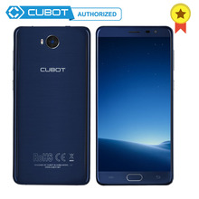 Original Cubot A5 Android 8.0 Smartphone MT6753 Octa Core 5.5 Inch FHD Cell Phone 3GB RAM 32GB ROM 13MP Fingerprint Mobile Phone