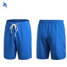 Быстросохнущие летние шорты из полиэстера мужские спортивные брендовые воздухопроницаемые пляжные шорты беговые боксеры удобные спортивные трусы