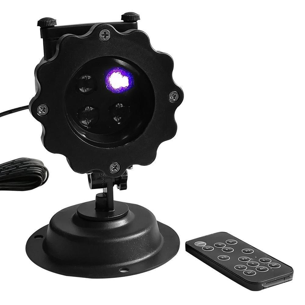 цена Animation Film Lawn Laser Projection Lamp LED Christmas Decoration Lights Household Light Kids Gifts Children Bedroom
