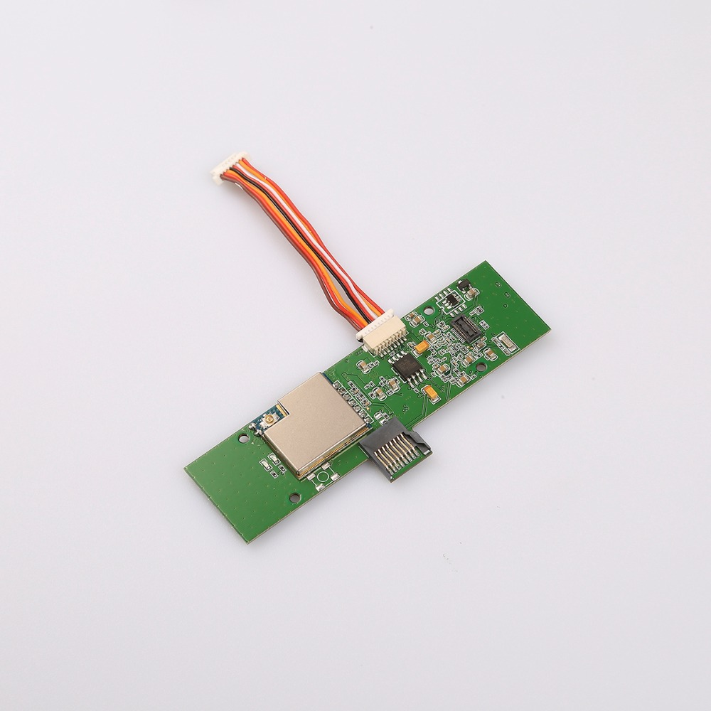 Original Hubsan H501S-11 5.8G Image Transmitter Transmission Module Spare Parts for H501S X4 RC Quadcopter Drone FPV f04305 sim900 gprs gsm development board kit quad band module for diy rc quadcopter drone fpv