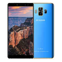 M HORSE Pure 1 4G Phablet 5 7 Inch Android 7 0 MTK6737 Quad Core 1
