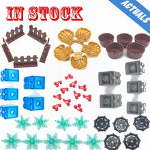 Model-Set-Toys Flower-Pot Snowflake Creator City Cities-Friends Shell Moc-Part-Accessories