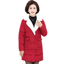 WAEOLSA Winter Woman Quilted Puffer Jacket Red Green Black Puff Coat Fashion Women Padded Parkas Lady Wadded Overcoats Plus Size