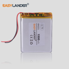 10pcs /Lot 400 mah 503030 3.7v lithium Li ion polymer rechargeable battery for dvr GPS mp3,mp4 cell phone speaker все цены