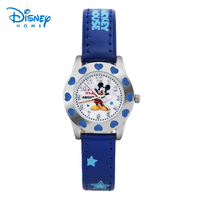 Disney Watches 52916 Mickey Blue Heart Shaped Watches