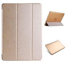 Natural de seda y plástico de Nuevo Caso de la Cubierta Para el ipad de Aire 1 Aire 2 Pro 9.7