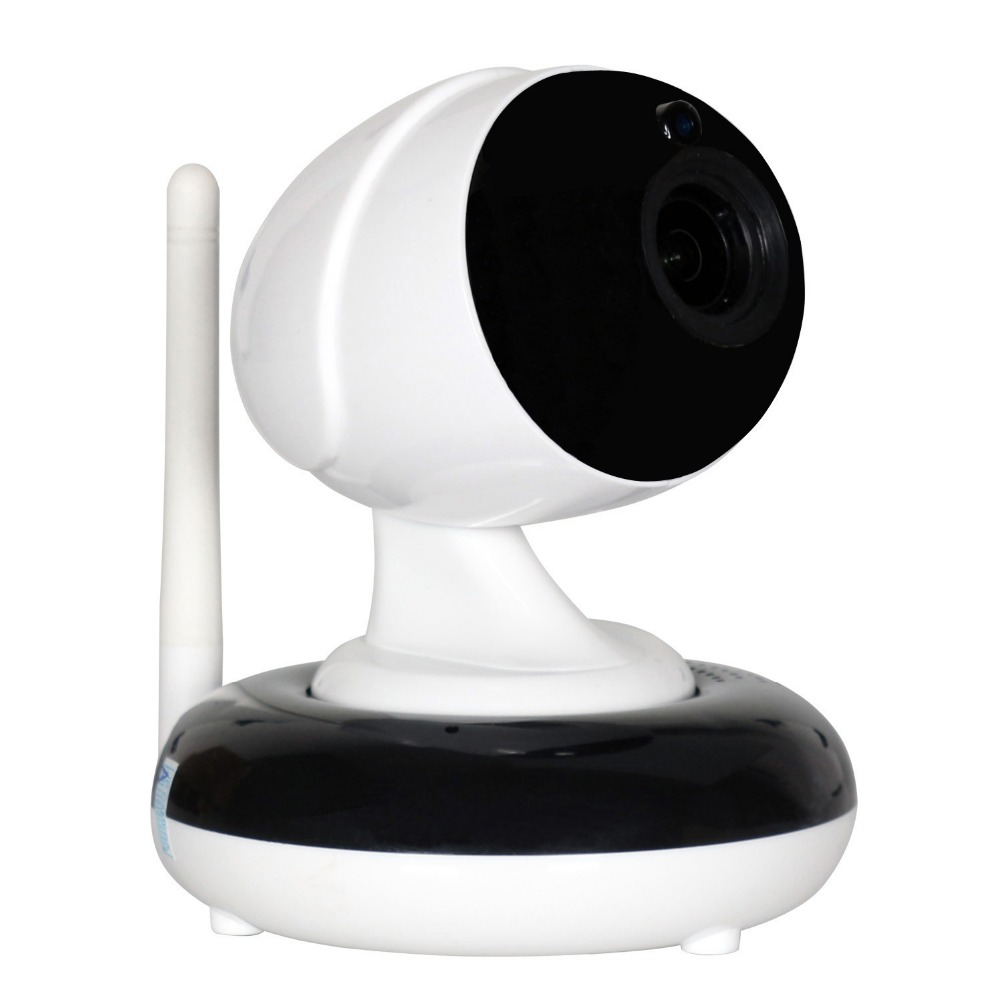 Wanscam 1080P WiFi IP Network Camera 3x Optical Zoom Pan Tilt PTZ Two way Audio Onvif