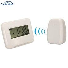 Nuevo LCD Digital Termómetro Inalámbrico de Interior w/Sensor Remoto de Temperatura Al Aire Libre