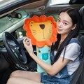 1 шт. Детские Мягкие Подушки Плюшевые Животные Медведь Безопасности Автокресло Ремень Обложки Подплечники для Childen-Оранжевый
