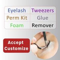 OEM/ODM ресниц реснички ресницы красоты макияж Продукты Инструменты настроить ваш собственный дизайн этикетки логотипы