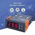 MH1210W цифровой регулятор температуры AC90-250V 10A 220V термостат регулятор с датчиком-50 ~ 110C контроль нагрева