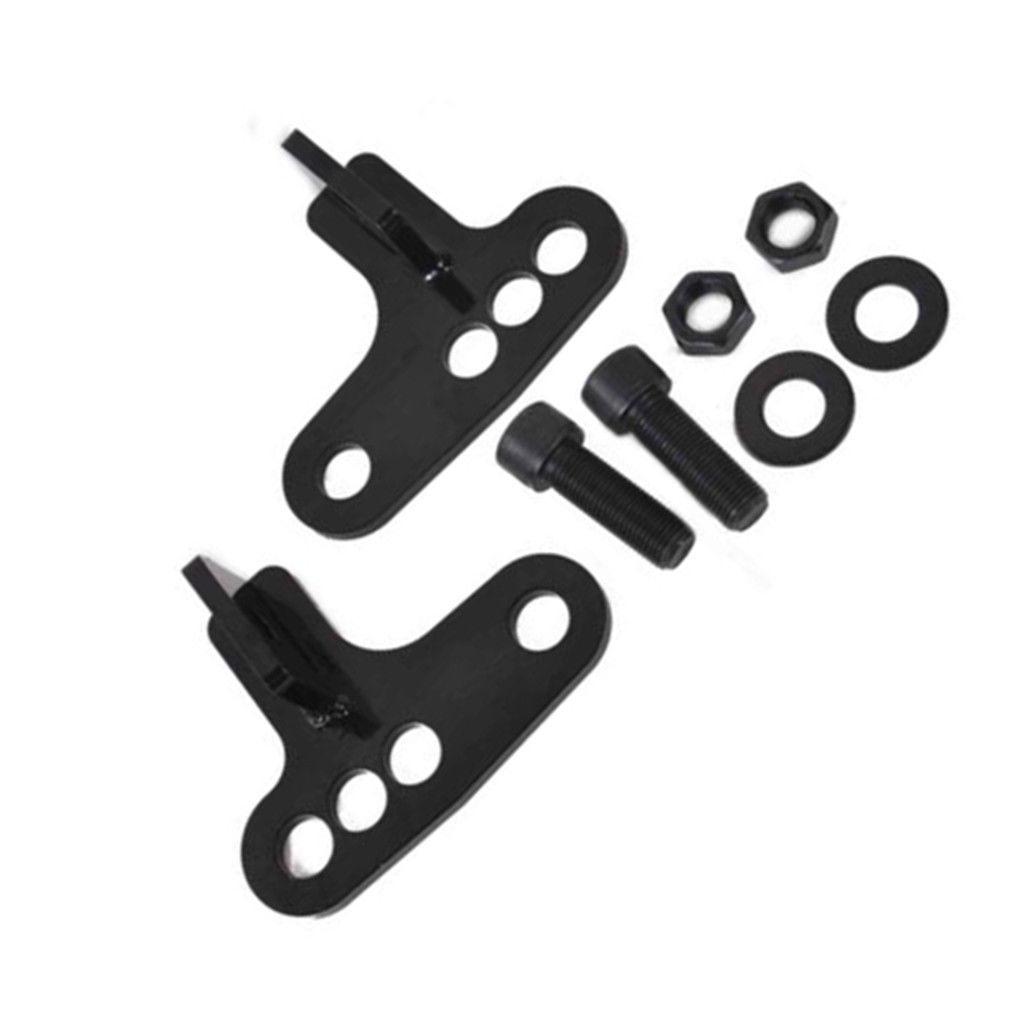 1 3 Rear Shock Lowering Drop Kit For 00 15 Harley XL 883 1200 Sportster Motor